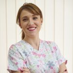 Dr. Diana Marin, Pediatrician and owner of Dentiq clinic